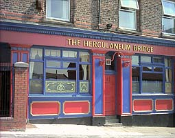 Herculaneum Bridge Hotel Liverpool
